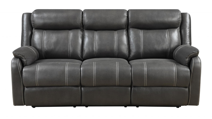 Sofas, Corrina Reclining Sofa with Drop Table : Huffman Koos Furniture