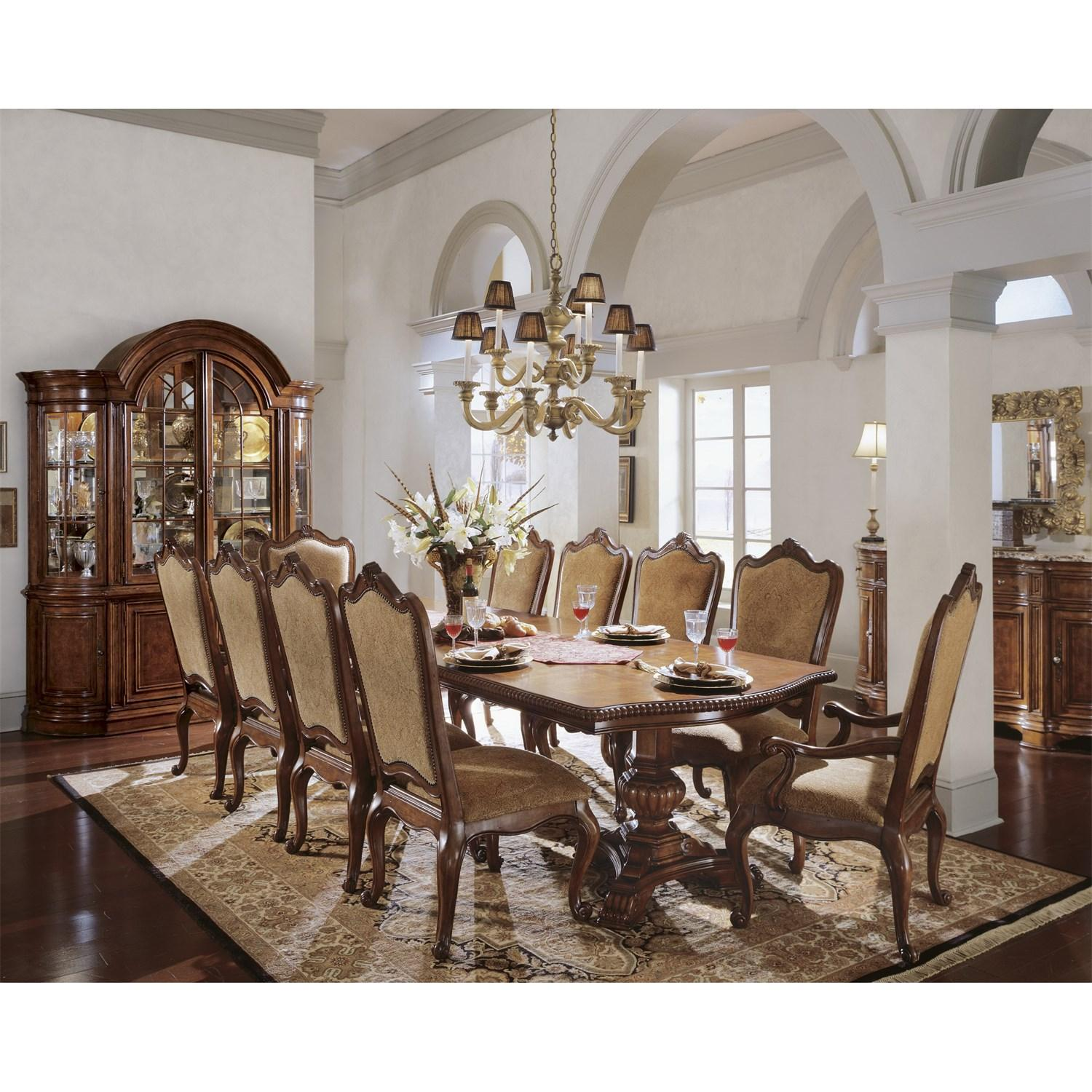 Dining Room, Cortina 8 PC Dining Room : Huffman Koos Furniture