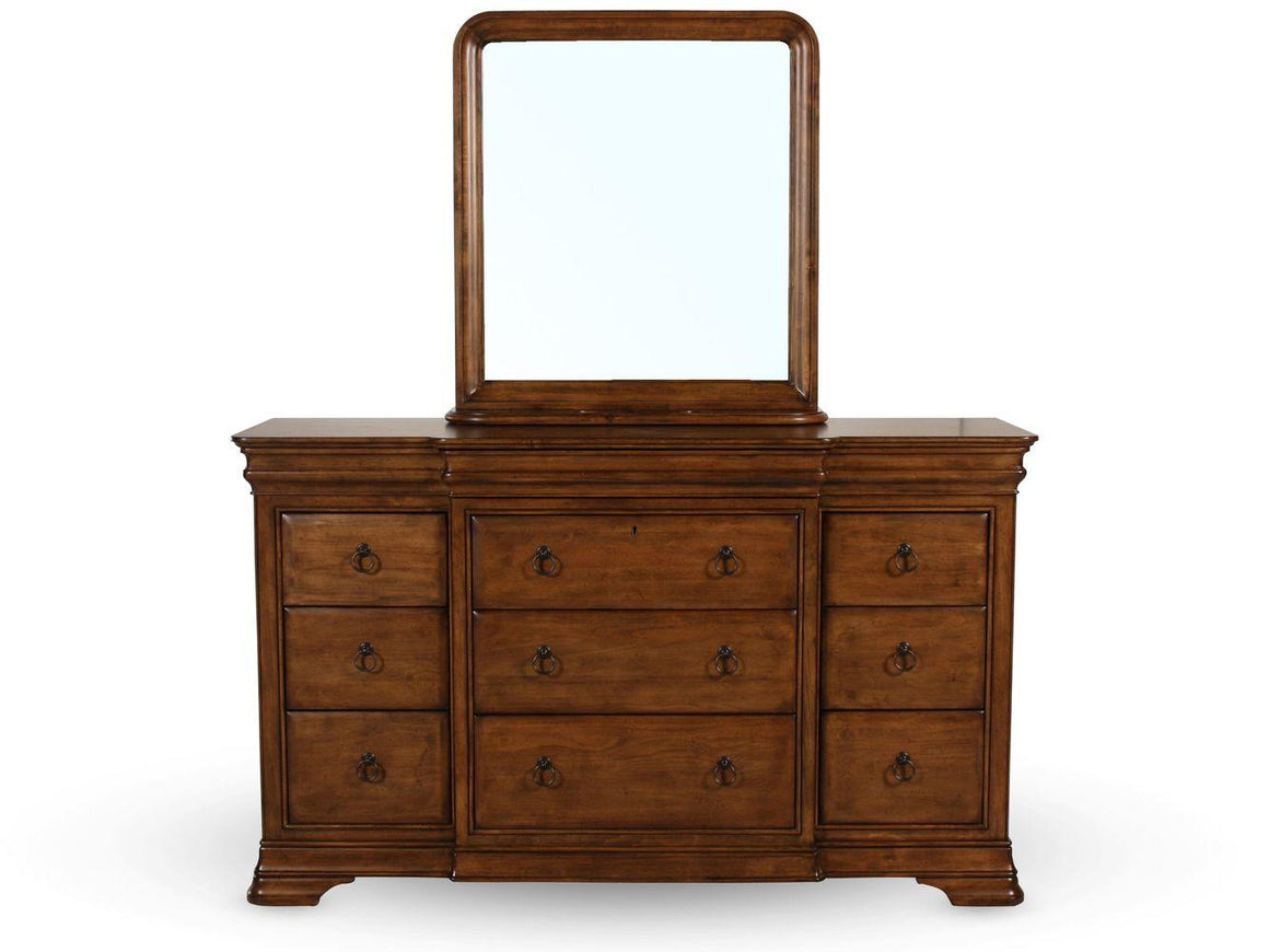 Dressers, Crawford Dresser : Huffman Koos Furniture