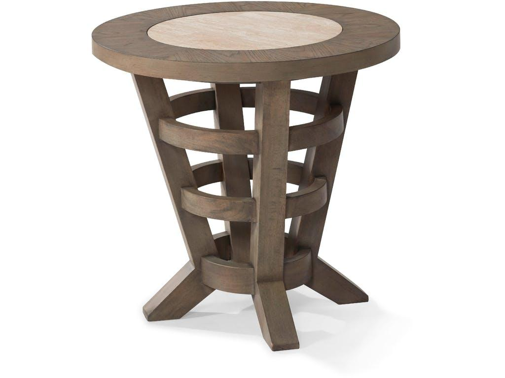 Other, Dakota end table : Huffman Koos Furniture
