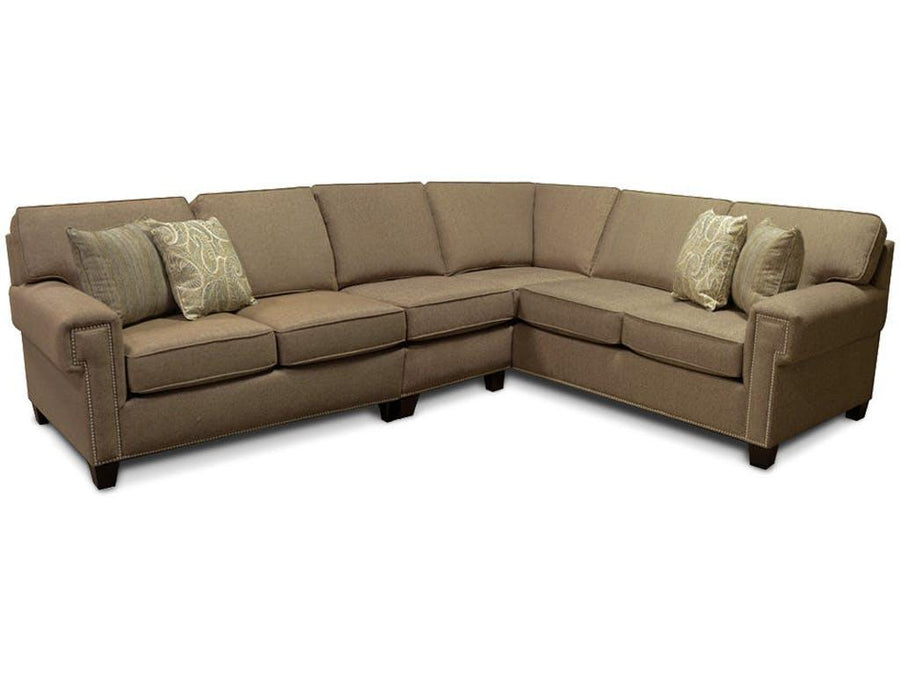 Sectionals, Dorian Sectional : Huffman Koos Furniture