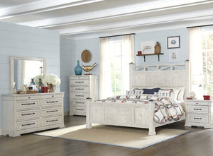 Evie 4PC Queen Bedroom