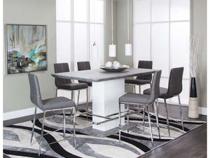 Dining Room, Genaro Dinette PKG : Huffman Koos Furniture