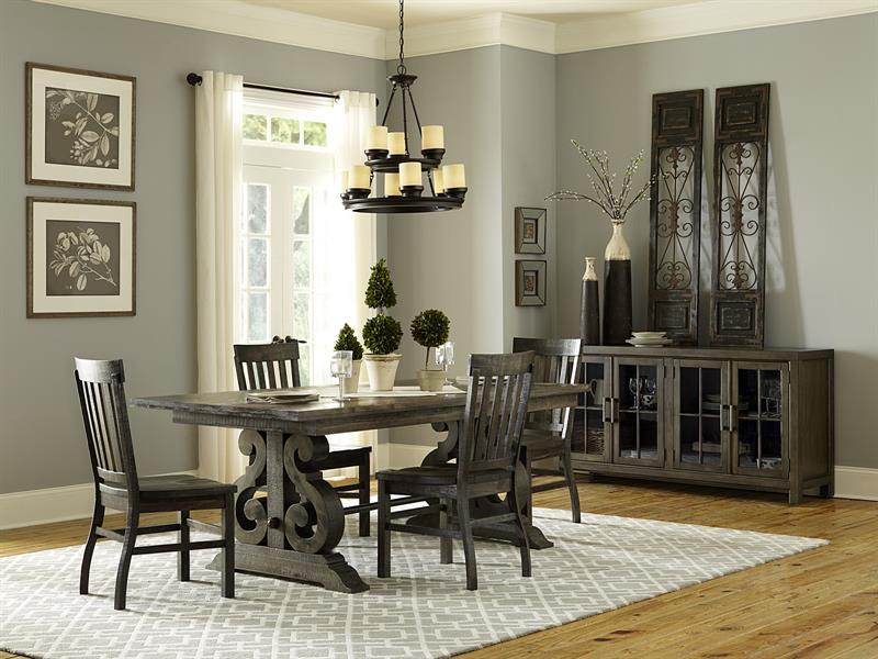 Dining Room, Harper 9pc Dining Room : Huffman Koos Furniture