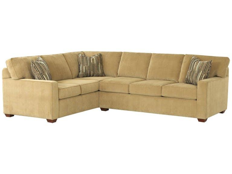 Exceptionnel Sectionals, Hunter II Sectional : Huffman Koos Furniture