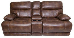 Loveseats, Jace PWR Reclining Loveseat with Console : Huffman Koos Furniture