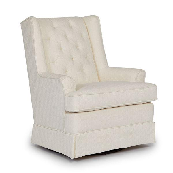 Recliners, Karly Swivel Glider Recliner : Huffman Koos Furniture