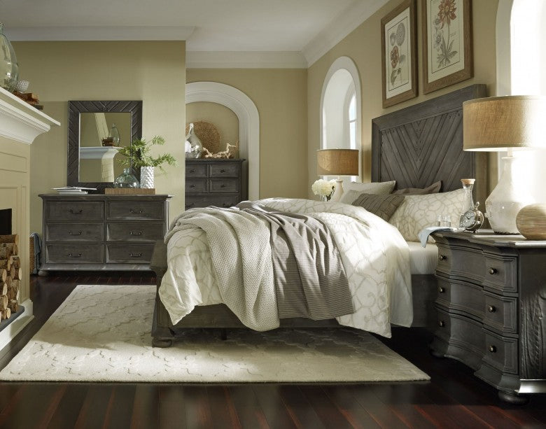 Other, Kelsey 4Pc King Bedroom : Huffman Koos Furniture