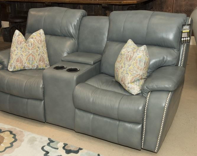 Loveseats, Leo PWR Reclining Loveseat : Huffman Koos Furniture