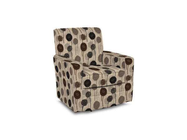 Lexy Swivel Chair - Huffman Koos Furniture