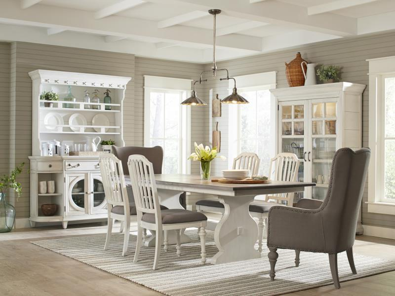 Dining Room, Mila 7PC dinning room : Huffman Koos Furniture