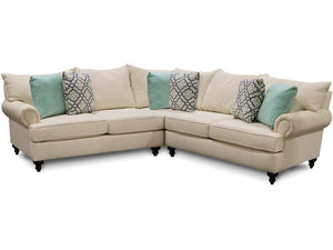 Sectionals, Monroe Sectional : Huffman Koos Furniture