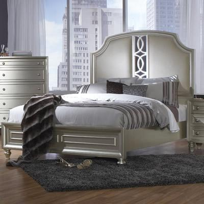 Beds, Naomi King Bed : Huffman Koos Furniture