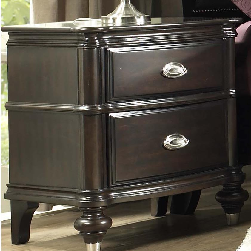 Nightstands, Park Avenue Nightstand : Huffman Koos Furniture
