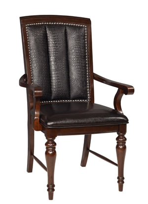 Dining Room, Park Avenue Arm Chair : Huffman Koos Furniture