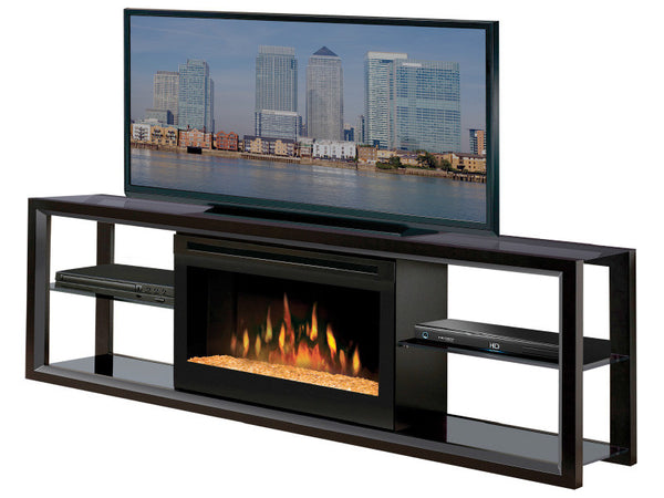 Phoenix Fireplace - Huffman Koos Furniture