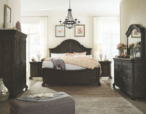 Regent 4 Piece King Bedroom Set