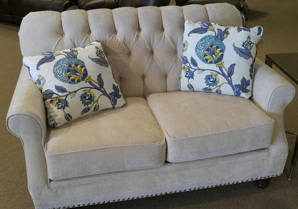 Loveseats, Swank Loveseat : Huffman Koos Furniture