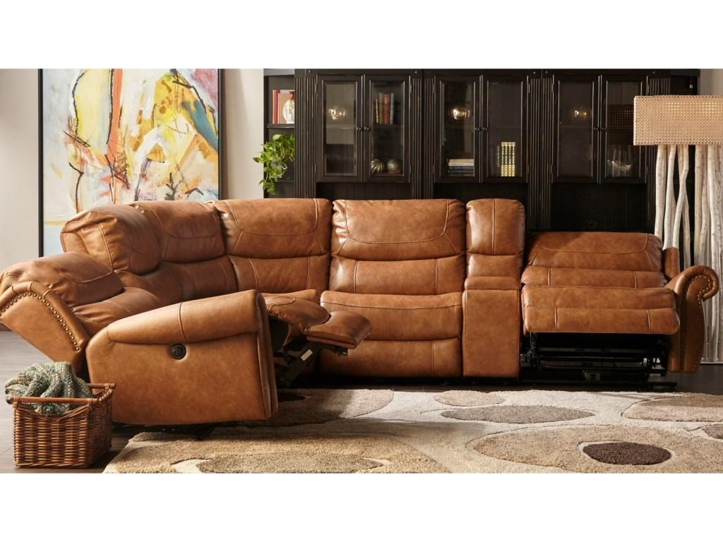 Sectionals, Tarrin Sectional : Huffman Koos Furniture