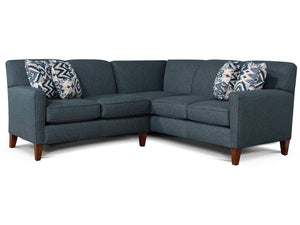 Tiana 2pc Sectional