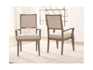 Urbana Upholstered Arm Chair