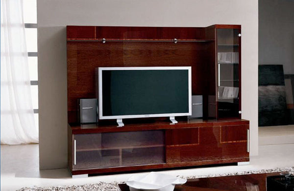 Venice Wall Unit - Huffman Koos Furniture