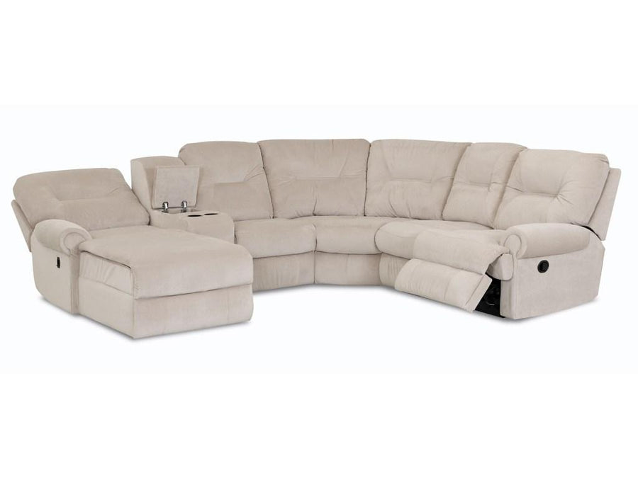 Sectionals, Winston IIII 5PC sectional : Huffman Koos Furniture