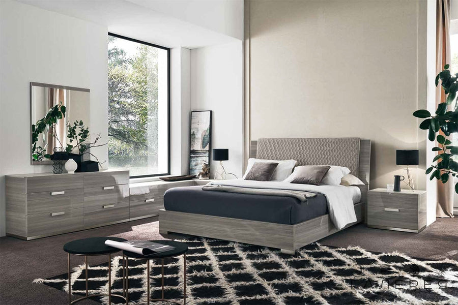 Zarah 4PC Qn Bedroom