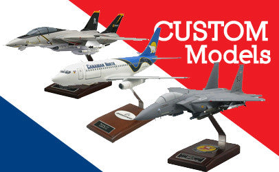 Custom Model Planes by Aim Higher Jets