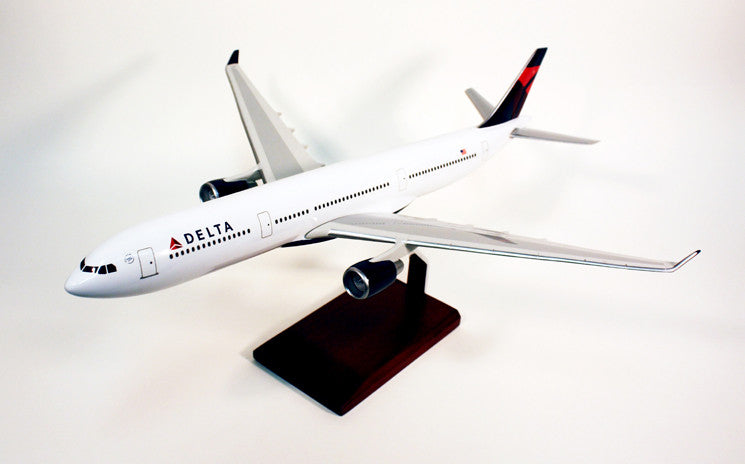 Delta Airlines A330-300 Scale Model