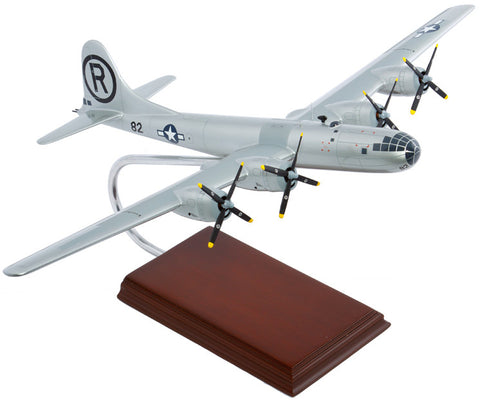 "B-29 ""Enola Gay"" Mahogany Model"