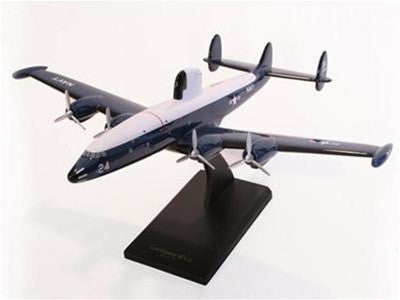Lockheed Martin WV-2 Willie Victor (EC-121M) 1/72 Scale Mahogany Model