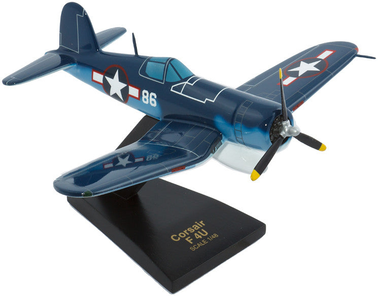 Vought F4U-1D Corsair 1/48 Scale Model