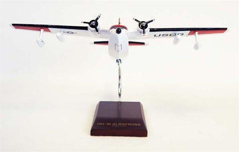 Grumman HU-16E Albatross 1/72 Scale Mahogany Model
