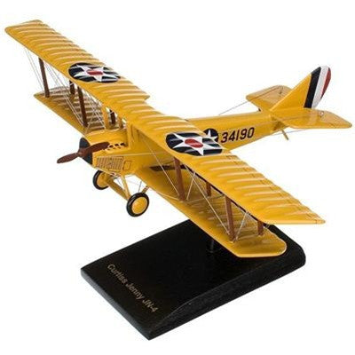 Curtiss JN-4 Jenny 1/32 Scale Mahogany Model