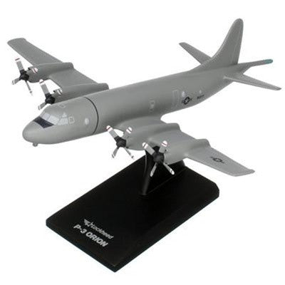 Lockheed Martin P-3C Orion (Low-vis Gray) 1/85 Scale  Model