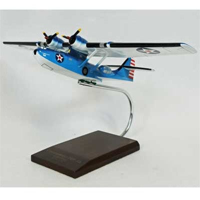 Consolidated PBY-5A Catalina 1/72 Scale Mahogany Model