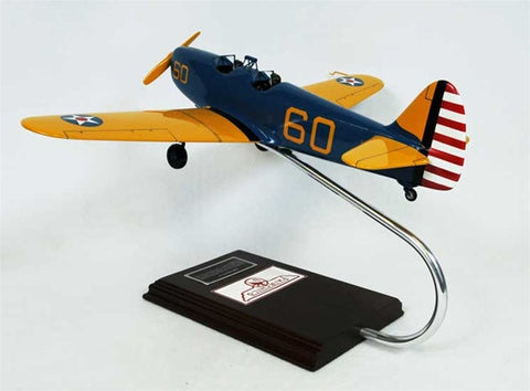 Fairchild PT-19 Cornell 1/24 Scale Mahogany Model
