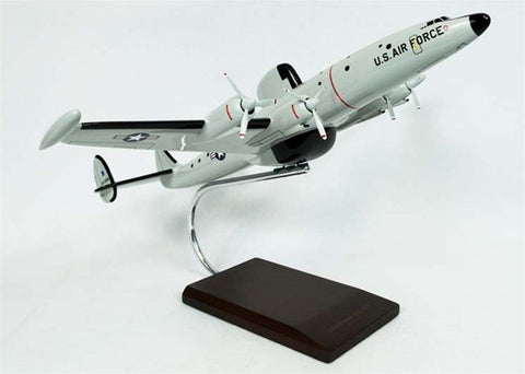 Lockheed RC-121D Warning Star 1/72 Scale Mahogany Model