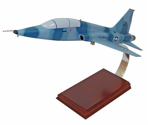 Northrop, AT-38B Agressor HM, 1/48 Scale Mahogany Model