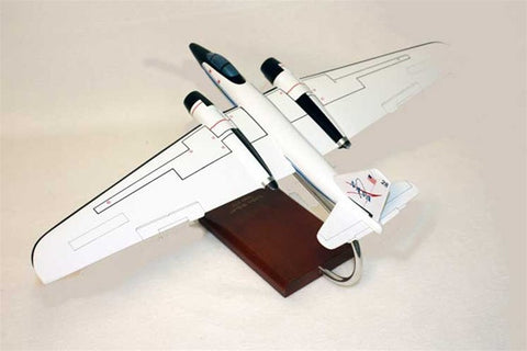 Lockheed Martin WB-57F 1/72 Scale Mahogany Model