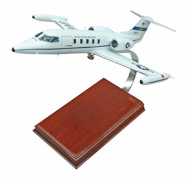 Desktop C-21A Learjet 1/48 Scale  Model