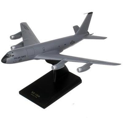 Boeing KC-135A Stratotanker 1/100 Scale Mahogany Model