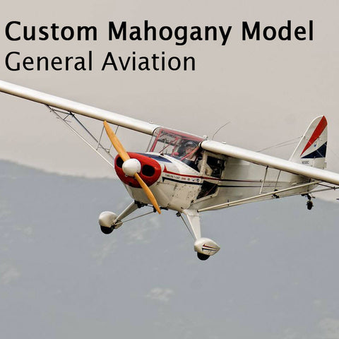 Custom Mahogany - General Aviation