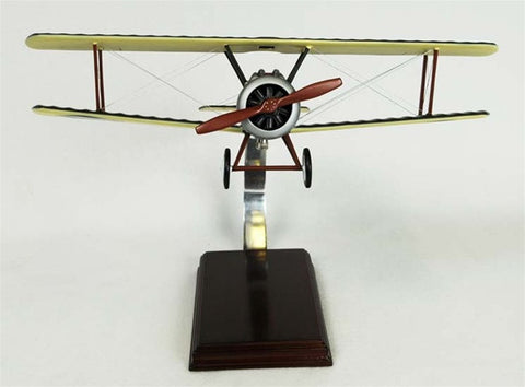 Sopwith Camel 1/24 Mahogany Model