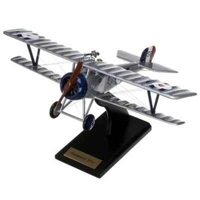 Nieuport 17C 1/20 Scale Mahogany Model