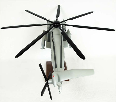 CH-53E  Super Sea Stallion 1/48 Scale Mahogany Model