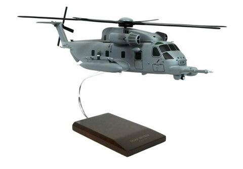 USAF MH-53J Pave Low 1/48 Scale Mahogany Model