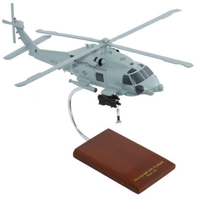 Sikorsky MH-60R Seahawk USN 1/40 Scale Mahogany Model