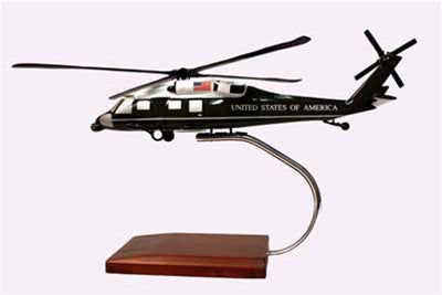 Sikorsky VH-60D Seahawk 1/48 Scale Mahogany Model
